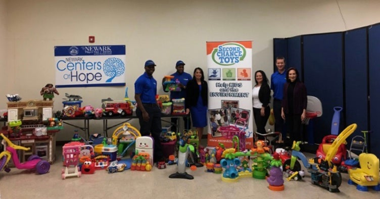 1-800-GOT-JUNK? New Jersey Second Chance Toys 2018