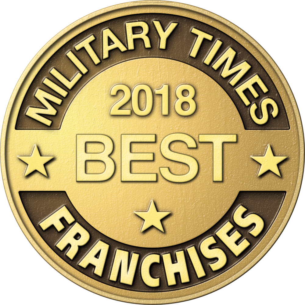 Military Times Names WOW 1 DAY PAINTING a Best Franchise of